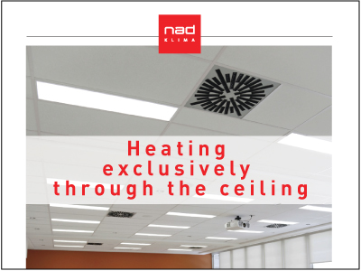 heating ceiling